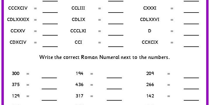 1 to 500 Numbers Chart